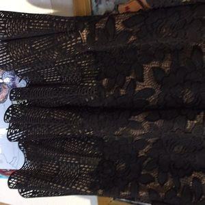 Tadashi shoji  dress size 8
